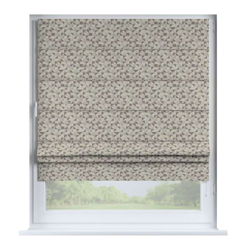 Padva roman blind in collection Retro Glam, fabric: 142-85
