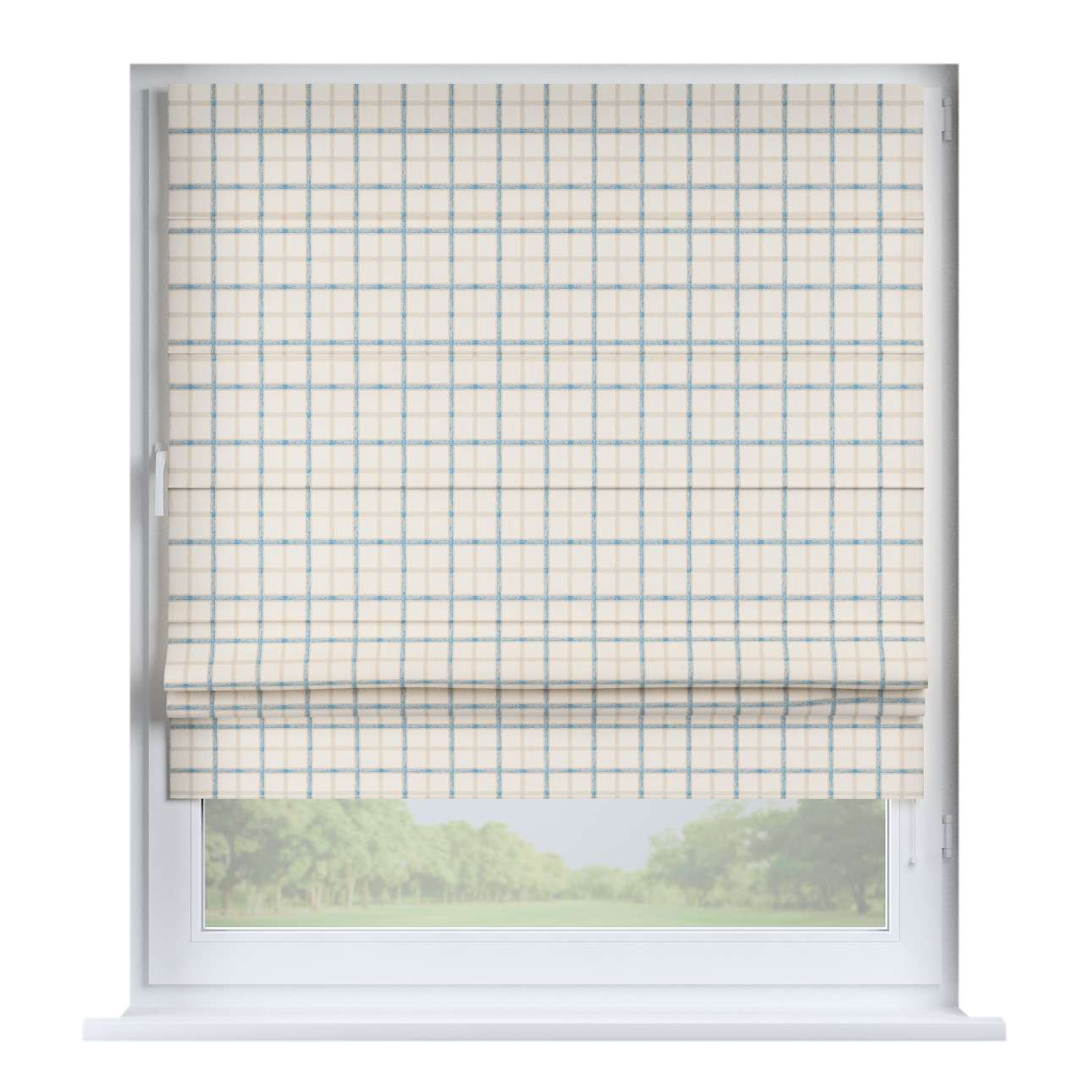 Padva roman blind  80 x 170 cm (31.5 x 67 inch) in collection Avinon, fabric: 131-66