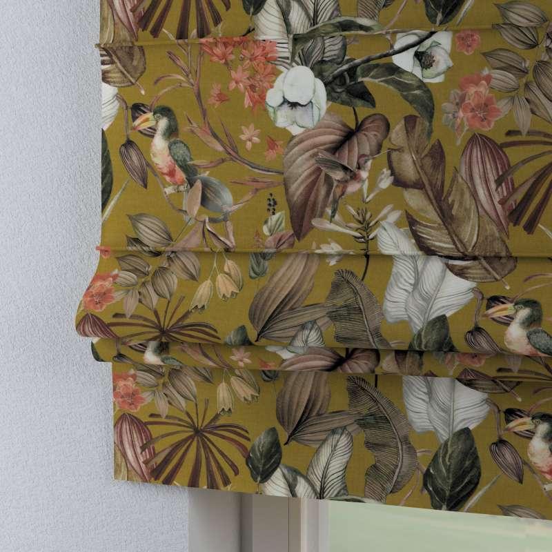 Laskosverho Paris<br/>suoralla reunalla mallistosta Abigail, Kangas: 143-09