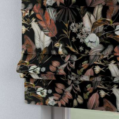 Padva roman blind 143-10 black-brown Collection Abigail