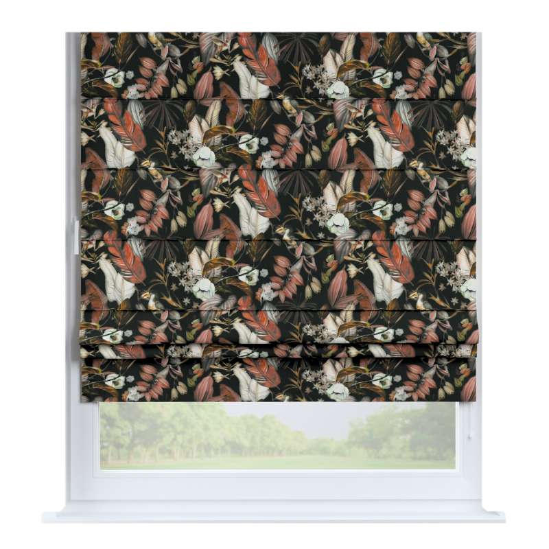 Padva roman blind in collection Abigail, fabric: 143-10