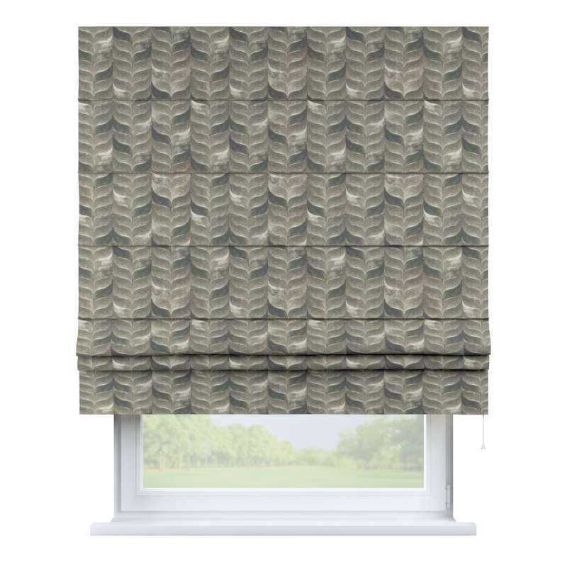 Padva roman blind in collection Abigail, fabric: 143-12