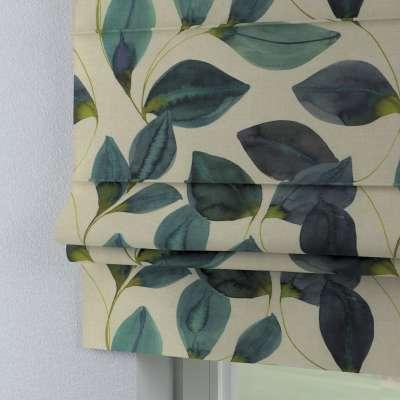 Raffrollo Padva 143-15 grün-blau Kollektion Abigail
