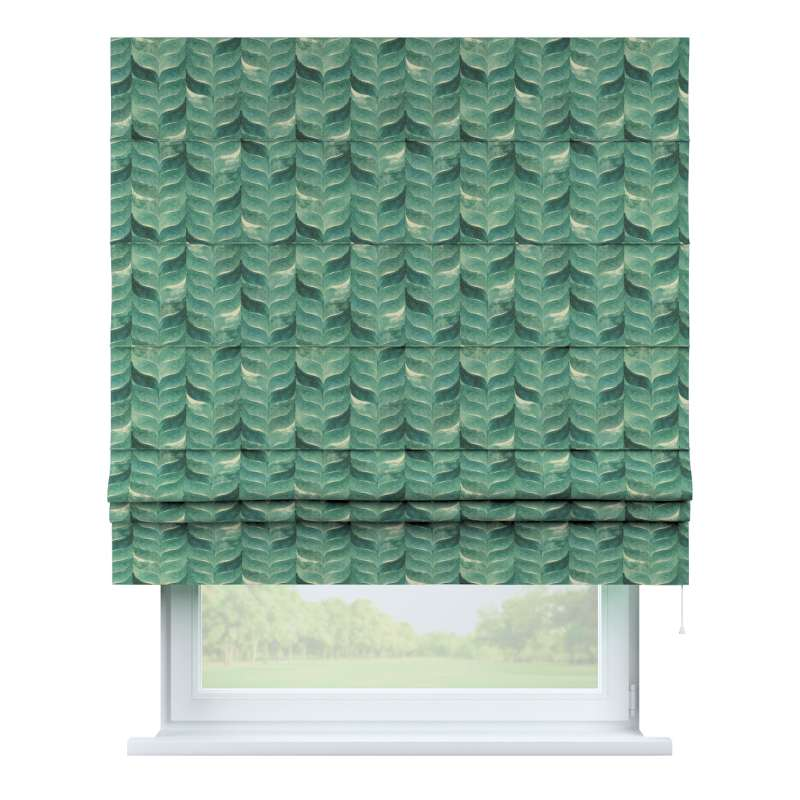 Padva roman blind in collection Abigail, fabric: 143-16