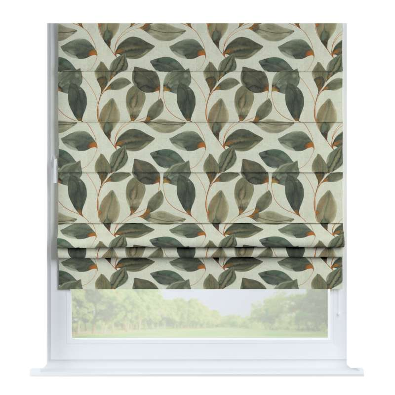 Padva roman blind in collection Abigail, fabric: 143-17