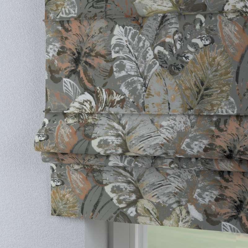 Foldegardin Paris<br/>Med lige flæse fra kollektionen Abigail, Stof: 143-19