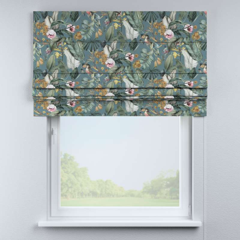 Padva roman blind in collection Abigail, fabric: 143-24