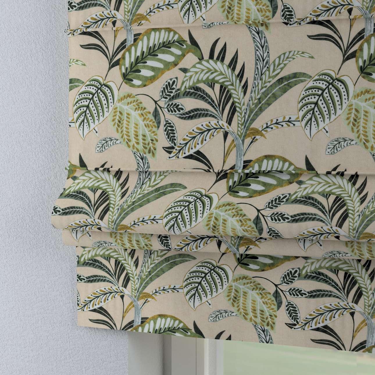 Rímska roleta Padva V kolekcii Tropical Island, tkanina: 142-96