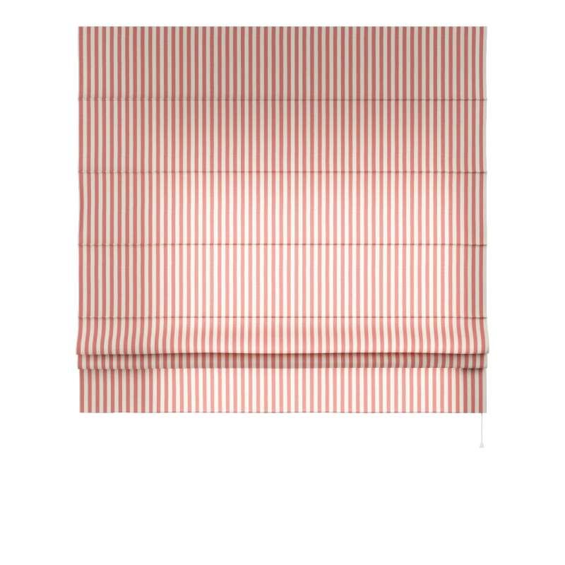 Foldegardin Paris<br/>Med lige flæse fra kollektionen Quadro II, Stof: 136-17