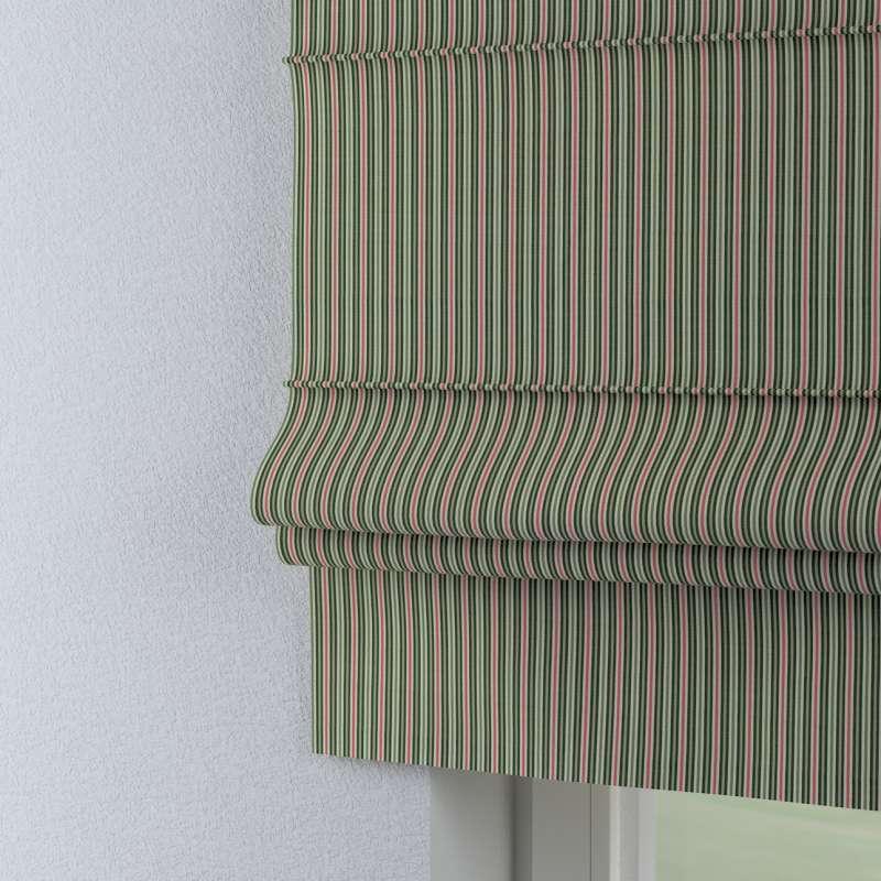 Foldegardin Paris<br/>Med lige flæse fra kollektionen Londres, Stof: 143-42