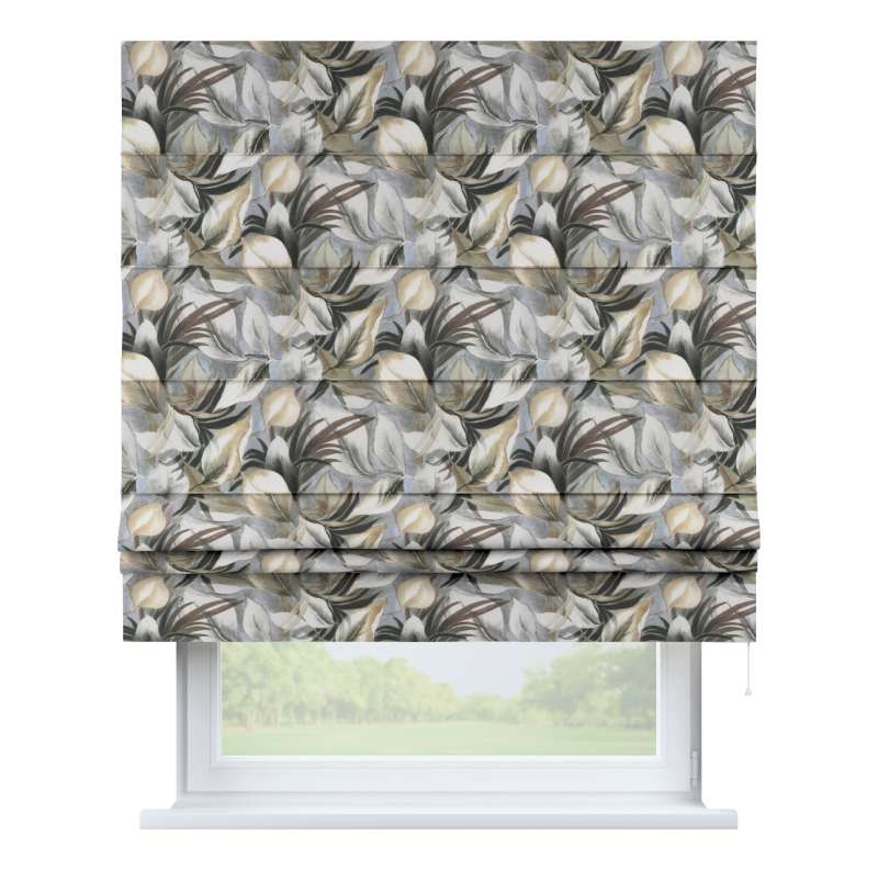 Padva roman blind in collection Abigail, fabric: 143-60