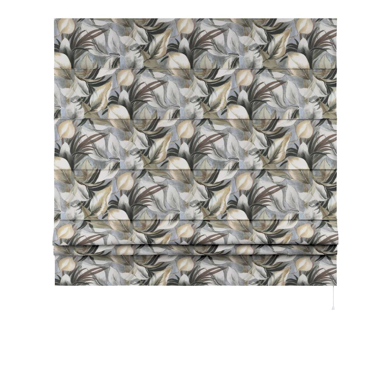 Vouwgordijn Padva van de collectie Abigail, Stof: 143-60