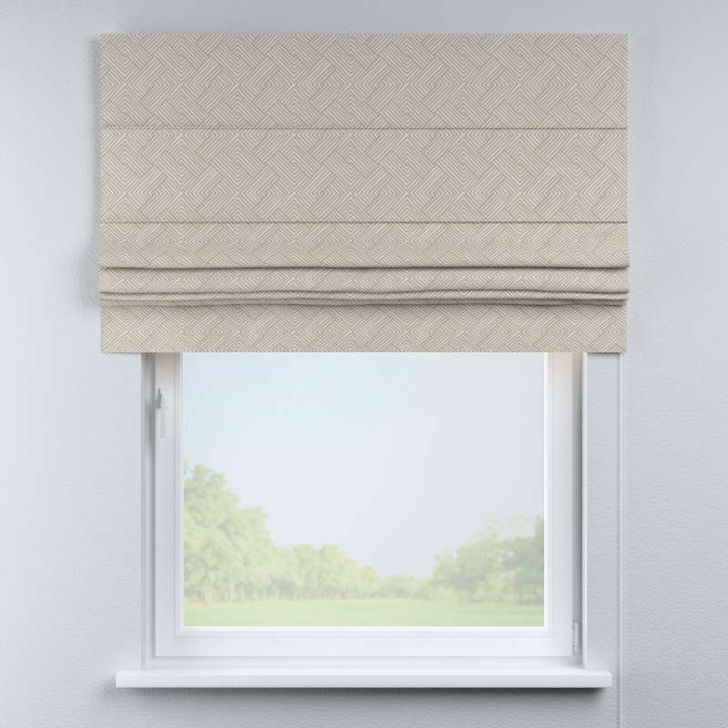 Padva roman blind in collection Sunny, fabric: 143-44