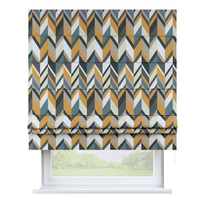 Padva roman blind in collection Vintage 70's, fabric: 143-56