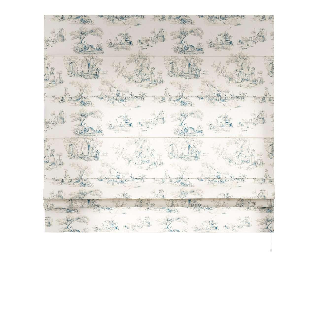 Foldegardin Paris<br/>Med lige flæse 80 × 170 cm fra kollektionen Avinon, Stof: 132-66