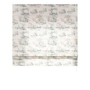 Foldegardin Paris<br/>Med lige flæse 80 x 170 cm fra kollektionen Avinon, Stof: 132-66