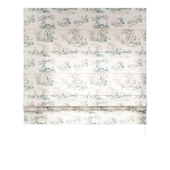 Liftgardin Paris<br/>Med rett volang 80 x 170 cm fra kolleksjonen Avinon, Stoffets bredde: 132-66