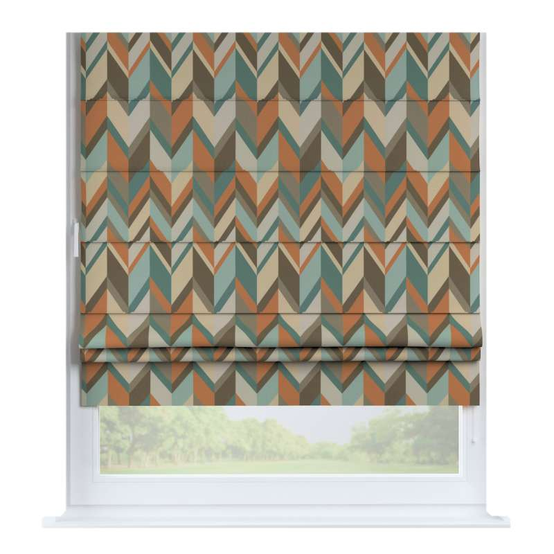 Padva roman blind in collection Vintage 70's, fabric: 143-62