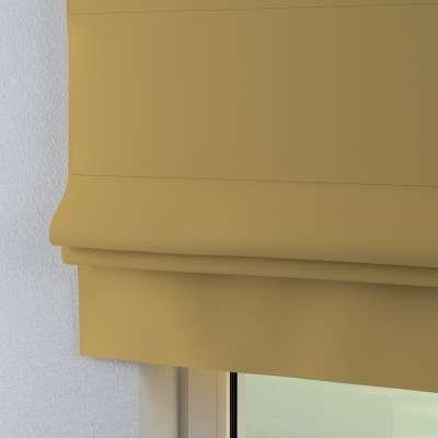 Římská roleta Padova 702-41 zgaszony żółty Kolekce Cotton Panama