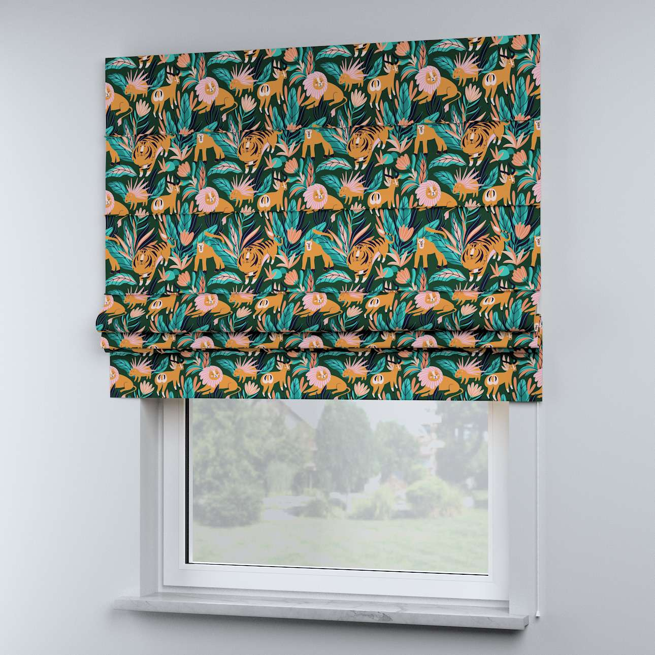 Sammy roman blind in collection Magic Collection, fabric: 500-42