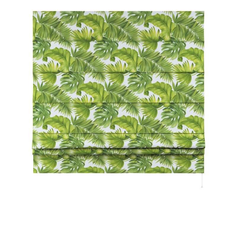 Vouwgordijn Padva van de collectie Tropical Island, Stof: 143-63