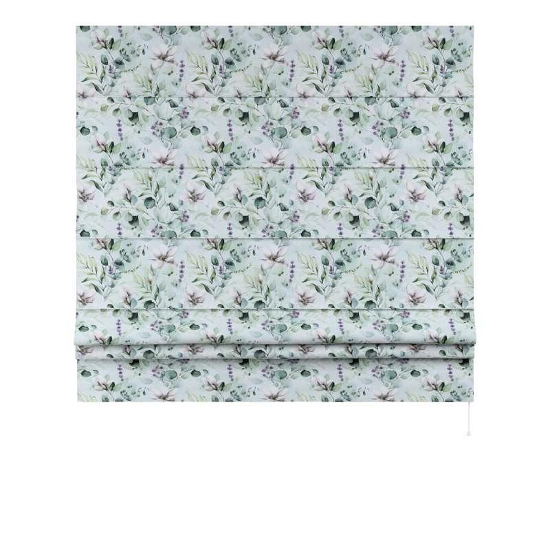 Raffrollo Padva von der Kollektion Flowers, Stoff: 143-66