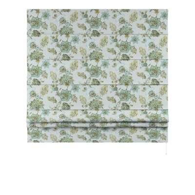 Raffrollo Padva von der Kollektion Flowers, Stoff: 143-67