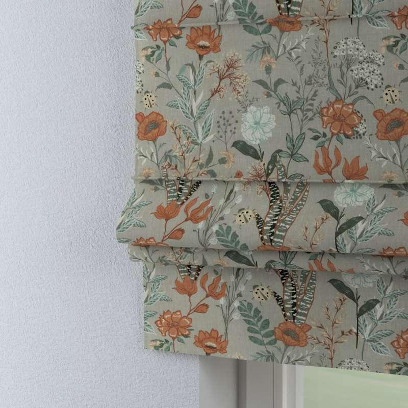 Liftgardin Paris<br/>Med rett volang fra kolleksjonen Flowers, Stoffets bredde: 143-70