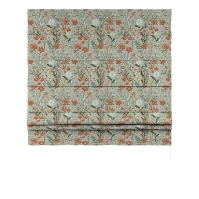 Raffrollo Padva von der Kollektion Flowers, Stoff: 143-70