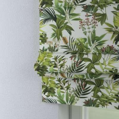 Vouwgordijn Padva van de collectie Tropical Island, Stof: 143-69
