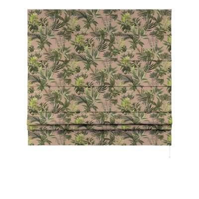 Vouwgordijn Padva van de collectie Tropical Island, Stof: 143-71