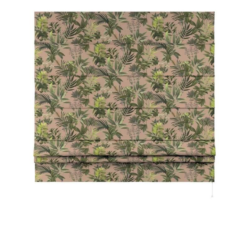 Rímska roleta Padva V kolekcii Tropical Island, tkanina: 143-71