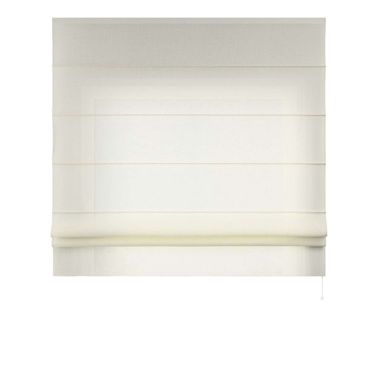 Foldegardin Paris<br/>Med lige flæse 80 x 170 cm fra kollektionen Romantik, Stof: 128-88