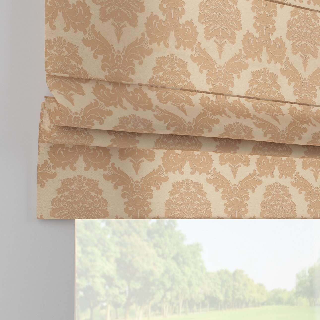 Padva roman blind  80 × 170 cm (31.5 × 67 inch) in collection Damasco, fabric: 613-04