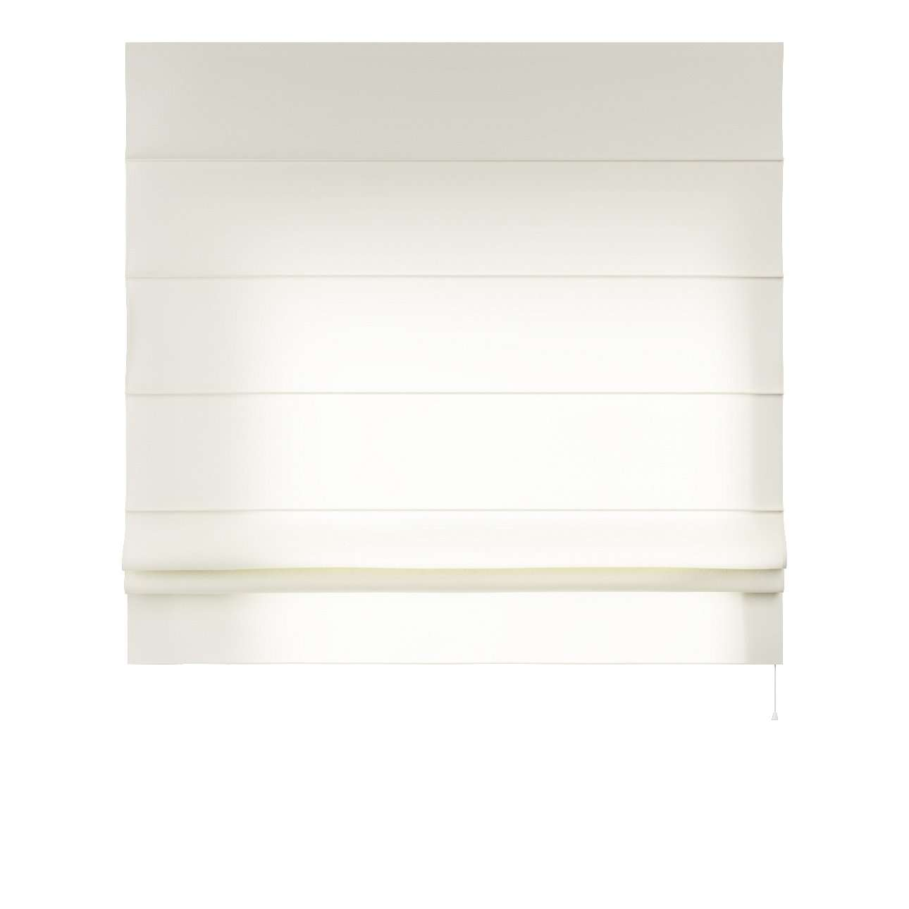Foldegardin Paris<br/>Med lige flæse 80 x 170 cm fra kollektionen Jupiter, Stof: 127-00