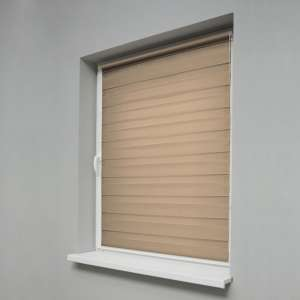 Mini Day & Night Roller Blind 38x150cm in collection Roller blinds Day & Night (Venetian blind), fabric: 0102