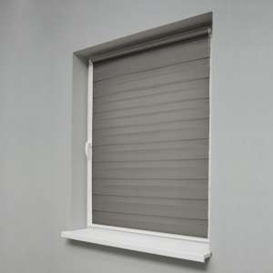 Mini Day & Night Roller Blind 38x150cm in collection Roller blinds Day & Night (Venetian blind), fabric: 1220