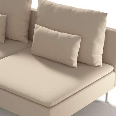 Bezug für Söderhamn Sitzelement 3 von der Kollektion Cotton Panama, Stoff: 702-01