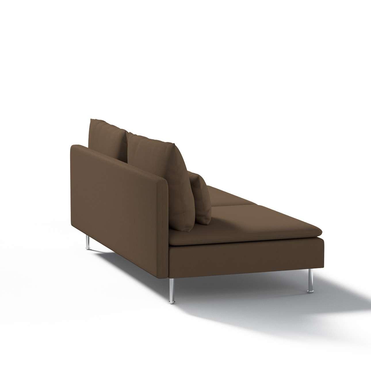 Ikea Söderhamn trivietei sofai užvalkalas Ikea Söderhamn moduliniai trivietei sofai užvalkalas kolekcijoje Cotton Panama, audinys: 702-02