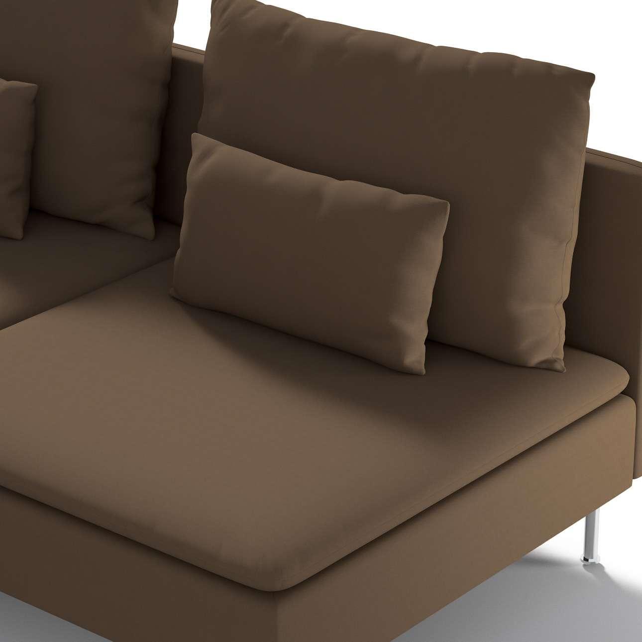 Bezug für Söderhamn Sitzelement 3 von der Kollektion Cotton Panama, Stoff: 702-02