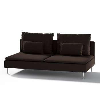 Ikea Söderhamn trivietei sofai užvalkalas Ikea Söderhamn moduliniai trivietei sofai užvalkalas kolekcijoje Cotton Panama, audinys: 702-03