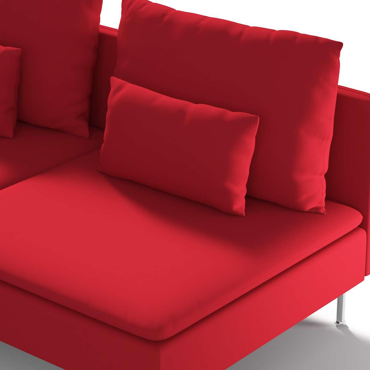 Ikea Söderhamn trivietei sofai užvalkalas Ikea Söderhamn moduliniai trivietei sofai užvalkalas kolekcijoje Cotton Panama, audinys: 702-04