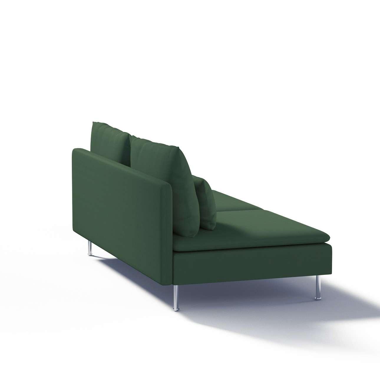 Ikea Söderhamn trivietei sofai užvalkalas Ikea Söderhamn moduliniai trivietei sofai užvalkalas kolekcijoje Cotton Panama, audinys: 702-06