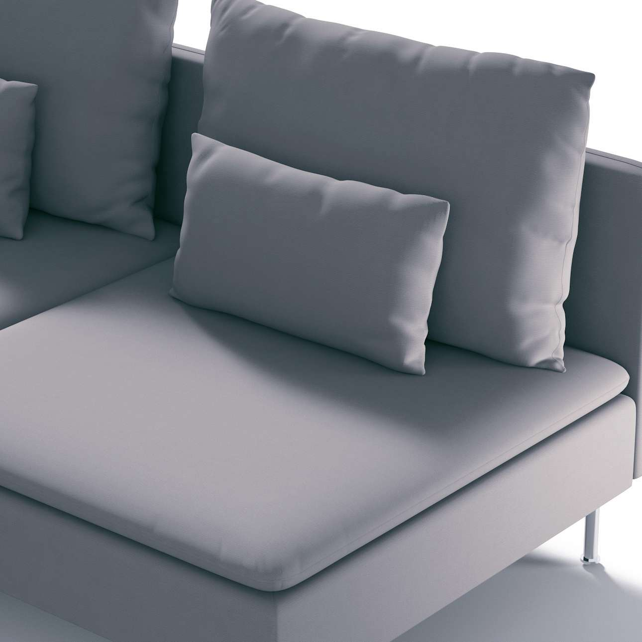 Söderhamn huzat 3 személyes ülésvázhoz a kollekcióból Cotton Panama Bútorszövet, Dekoranyag: 702-07