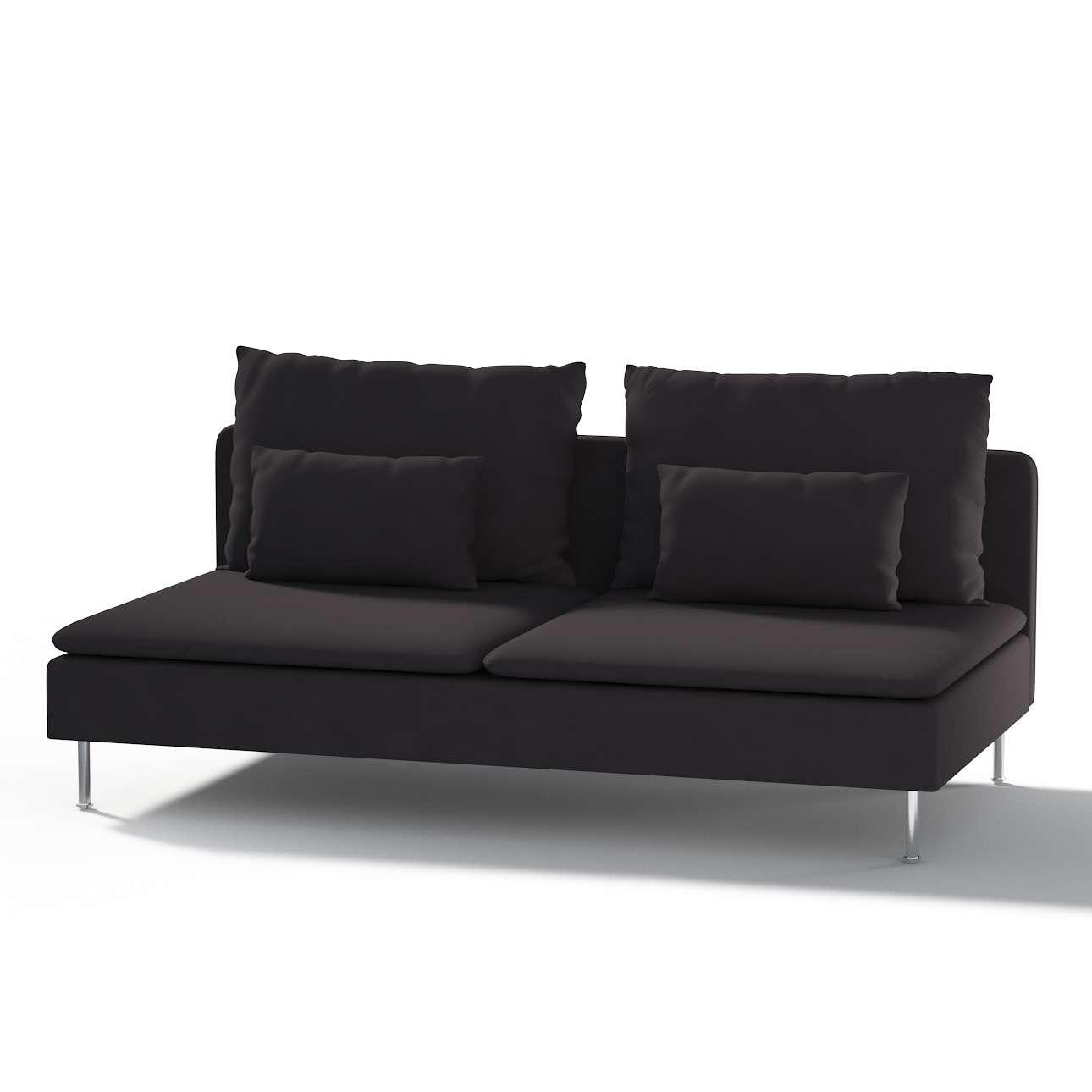 Ikea Söderhamn trivietei sofai užvalkalas Ikea Söderhamn moduliniai trivietei sofai užvalkalas kolekcijoje Cotton Panama, audinys: 702-09