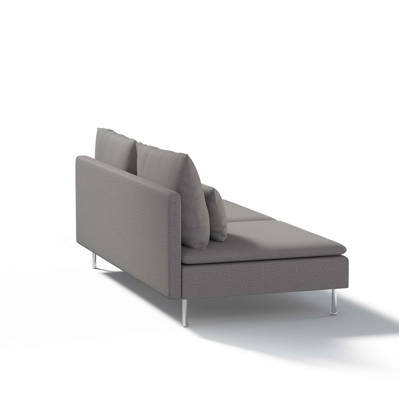 s derhamn bezug f r sitzelement 3 grau dekoria. Black Bedroom Furniture Sets. Home Design Ideas