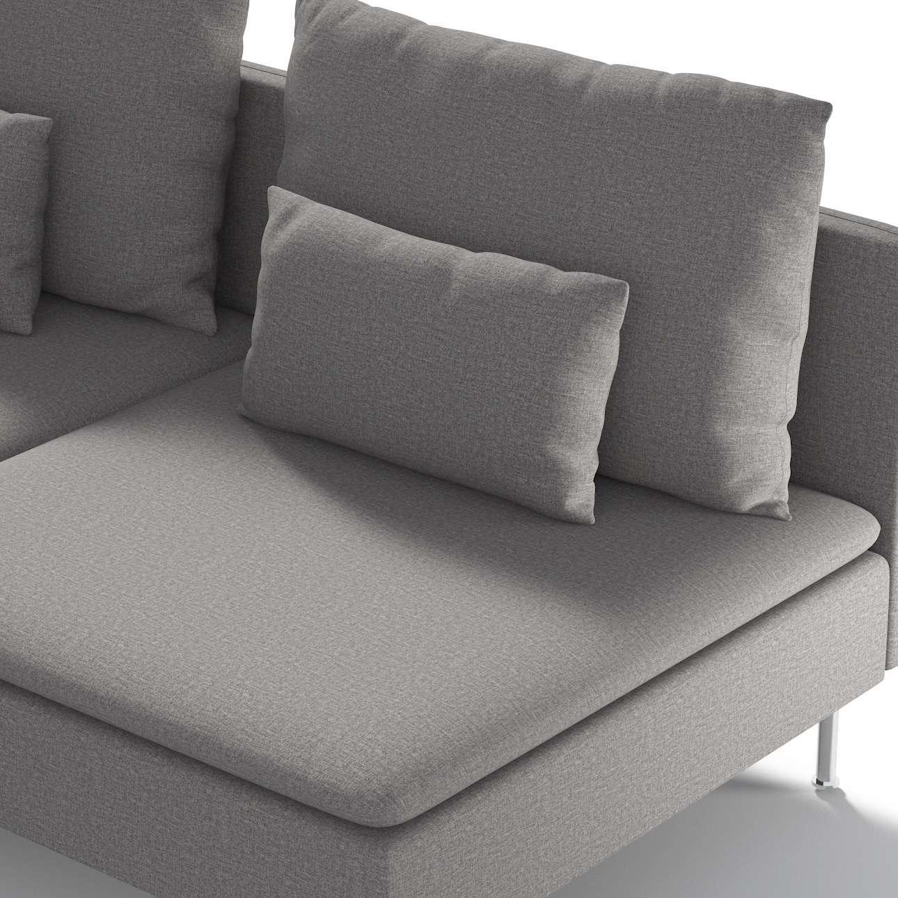 Ikea Söderhamn trivietei sofai užvalkalas Ikea Söderhamn moduliniai trivietei sofai užvalkalas kolekcijoje Edinburgh , audinys: 115-81