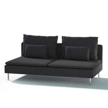 Ikea Söderhamn trivietei sofai užvalkalas Ikea Söderhamn moduliniai trivietei sofai užvalkalas kolekcijoje Chenille, audinys: 702-20