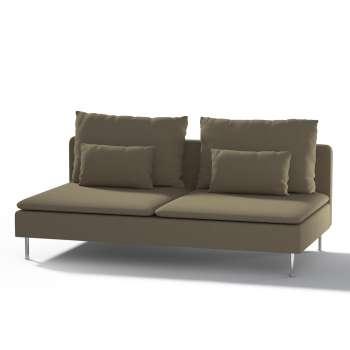 Ikea Söderhamn trivietei sofai užvalkalas Ikea Söderhamn moduliniai trivietei sofai užvalkalas kolekcijoje Chenille, audinys: 702-21