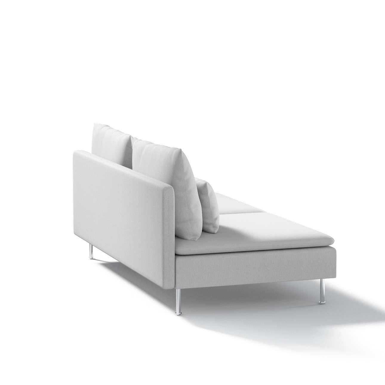 Ikea Söderhamn trivietei sofai užvalkalas Ikea Söderhamn moduliniai trivietei sofai užvalkalas kolekcijoje Chenille, audinys: 702-23
